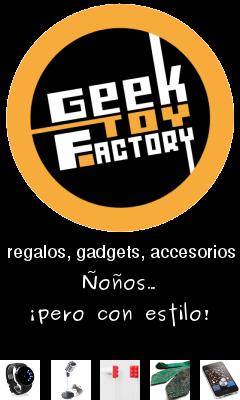 Geek Toy Factory, ¡ñoños pero con estilo!